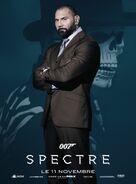 007 Spectre (Hinx, affiche)