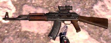 AK-47 ACOG (007 Legends) 1