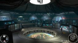 Data sphere, internal (007 Legends)