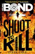 Shoot to Kill paperback
