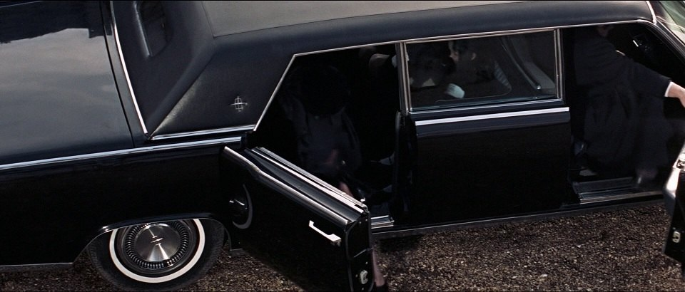 Lincoln Continental Executive Limousine by Lehmann-Peterson