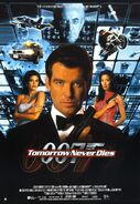 Tomorrow Never Dies poster 4