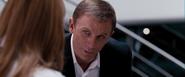 James Bond et sa demande