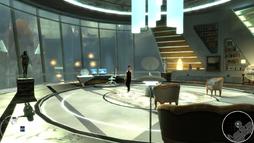 Drax's launch site office (007 Legends)