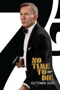 No Time to Die poster 34