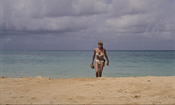 Dr. No - Honey emerging from sea