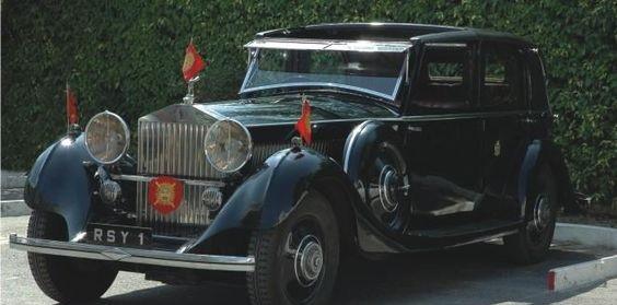 Rolls-Royce Phantom II Sedanca de Ville