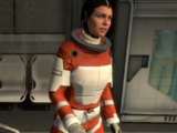 Moonraker space suit