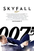 Skyfall theatrical poster