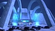 007 Legends - Ice Palace Exterior