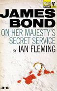 On Her Majesty's Secret Service (1964)