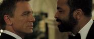 Leiter, Bond et le deal