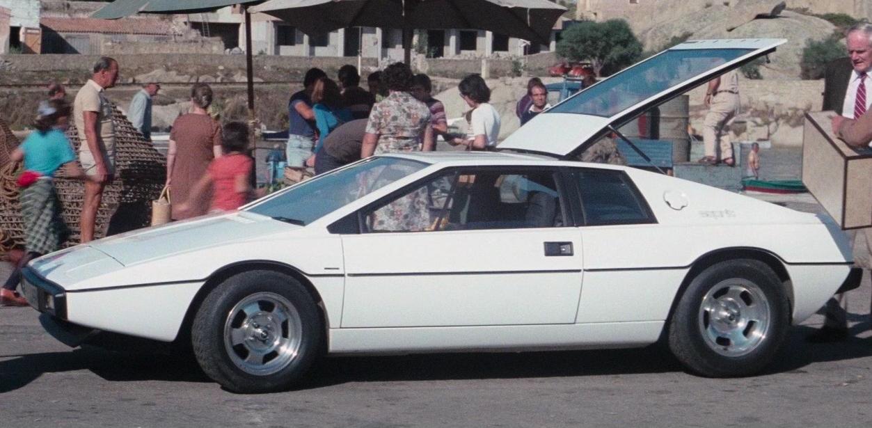 Lotus Esprit S1 (1976)