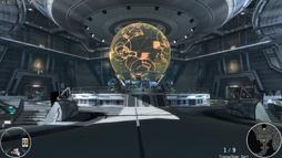 Data sphere, external (007 Legends)