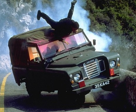 Land Rover 88'' Series III
