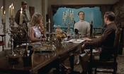 Dr. No - Bond, No, and Hony at dinner