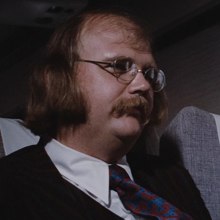 Mr. Kidd (Putter Smith)