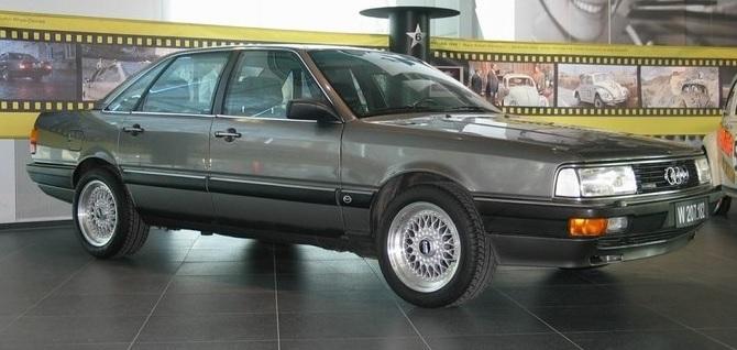Audi 200 quattro Exclusiv