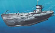 Type VIIC U-boat