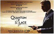 Quantum of Solace poster 10
