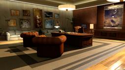 Blofeld's Piz Gloria Office, 007 Legends