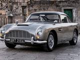 Aston Martin DB5 appearances