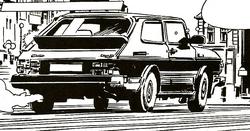Saab 900 Turbo - Data Terror, Semic comics.png