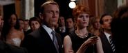 James Bond et Fields assistant Greene