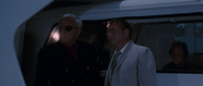 Largo regardant le Vulcain