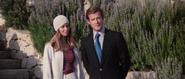 Anya et Bond accueillis