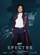 007 Spectre (Moneypenny, affiche)