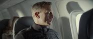 James Bond dans l'avion