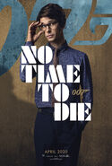 No Time to Die poster 7