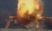 Dr. No - compound explodes