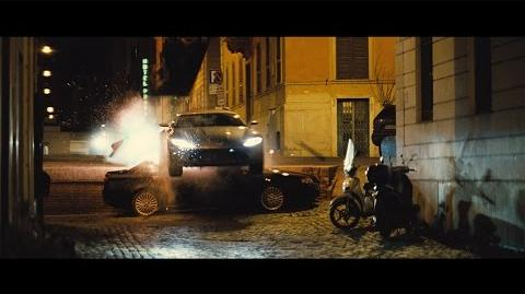 First SPECTRE TV spot