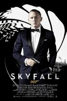 UK Skyfall Poster