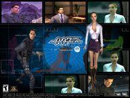 Agent Under Fire promotional wallpaper (1)