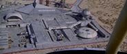 Moonraker factory derek meddings miniature