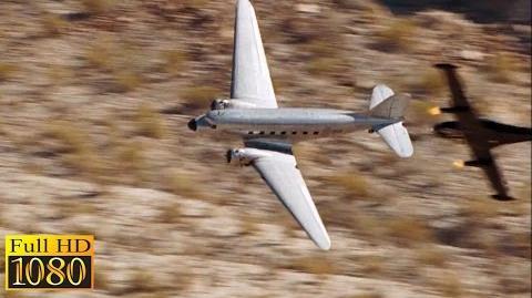 Quantum of Solace (2008) - Plane Crash Scene (1080p) FULL HD