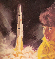 Moonraker (rocket) - Great Pan Paperback cover (2)