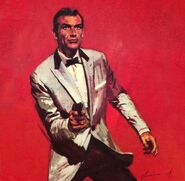 Jordi Penalva comic cover artwork denmark james bond 007