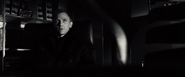 James Bond révélant sa présence
