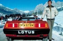 Lotus Esprit Turbo - Promotional 1