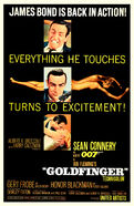 007Goldfingerposter