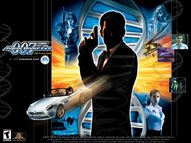 Agent Under Fire promotional wallpaper (2)