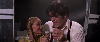 Dolly and Jaws toast (Moonraker)