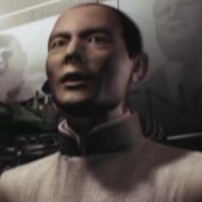 Dr. Julius No (Joseph Wiseman)