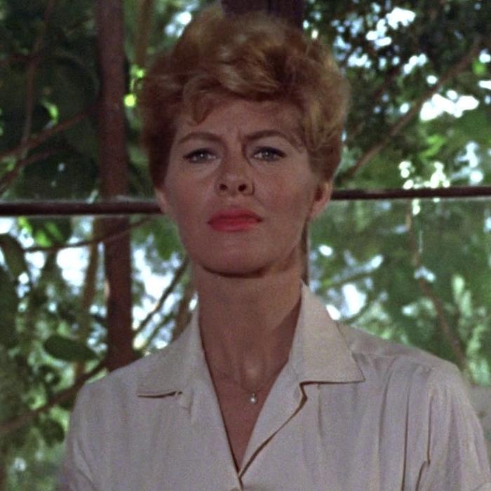Mary Trueblood (Dolores Keator)