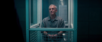 Blofeld incarcerated (No Time to Die) 1