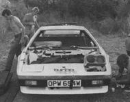 Filming the Lotus Turbo Esprit self-destruct scene (For Your Eyes Only) (1)